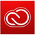 Adobe Creative Cloud -pikakuvake